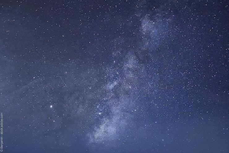 Occitanie - Le Parc national des Cévennes devient Réserve de ciel étoilé