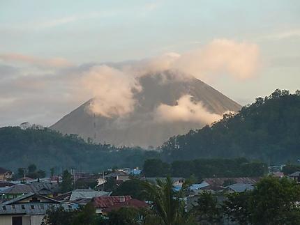Bajawa, le volcan Ebulobo