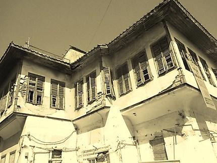 Vieille maison à Antalya