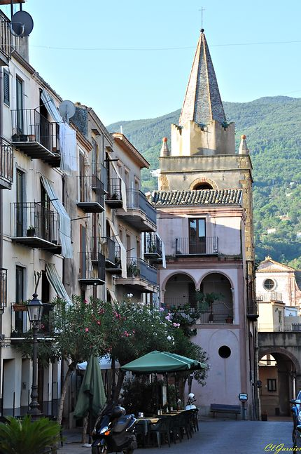 Via Sant'Anna à Castelbuono