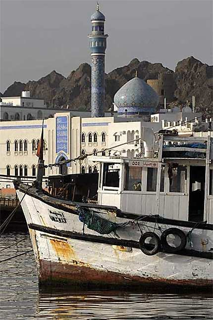 Port de Muscat