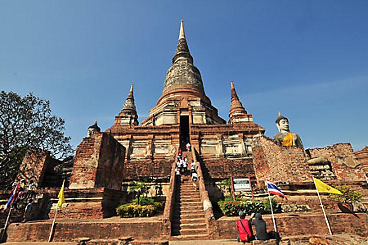 Ayutthaya, dernière étape avant Bangkok