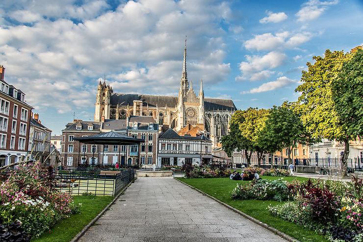 Amiens, le temps de la cathédrale