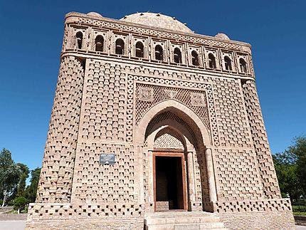 Le mausolée des Samanides (875-999)