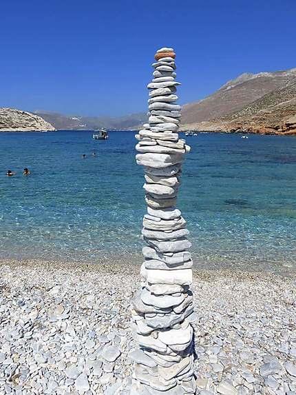 Pavlos beach Amorgos