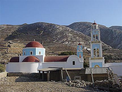 Eglise à Kassos