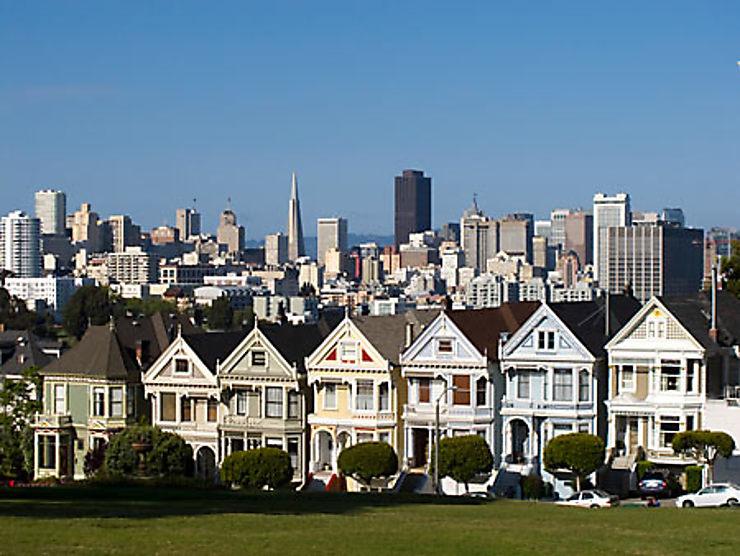 Californie : dans les rues de San Francisco