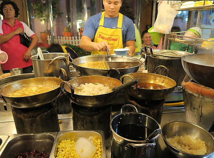 Thaïlande - Street food : Bangkok veut interdire la cuisine de rue