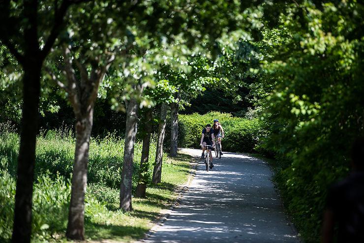La Coulée verte du Sud parisien à vélo
