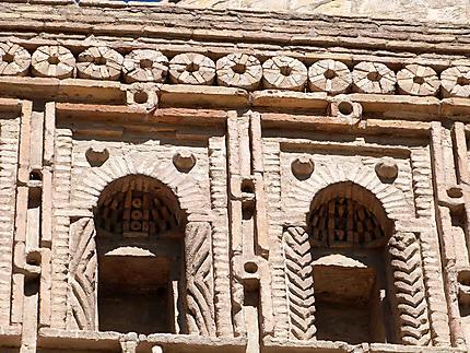 Le mausolée des Samanides - Détails