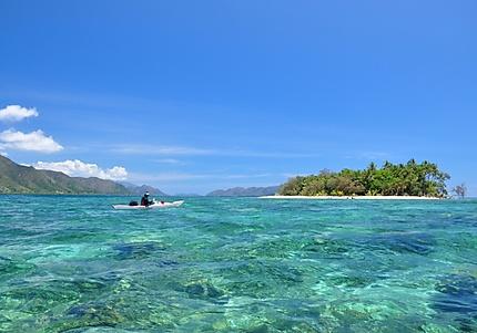 Kayak de mer sur la Côte Oubliée