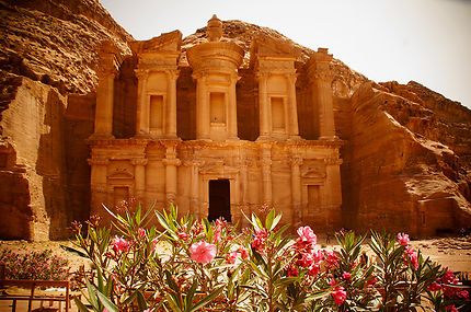 Monastère à Pétra, Jordanie