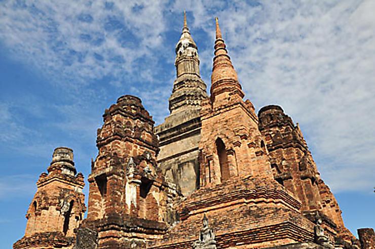 Sukhothaï, les vestiges de l'âge d'or