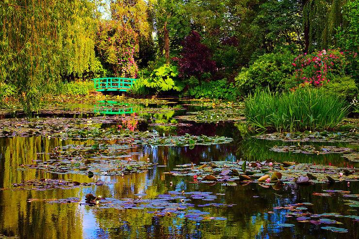 Giverny et Rouen, sur les traces de Monet