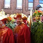 Carnaval de Binche 2014