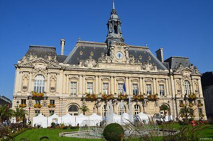 Hotel de ville de Tours