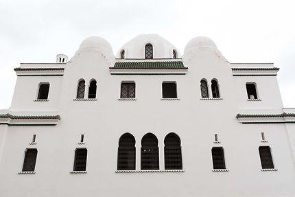 Grande Mosquée, une des façades