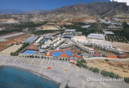 Photo hotel Ostria Beach Hotel