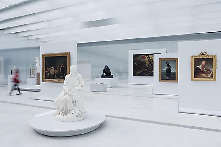 Nord-Pas-de-Calais - Prolongement de la gratuité de la Galerie du Temps au Louvre-Lens