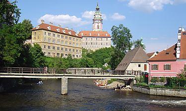 Český Krumlov (Bohême)