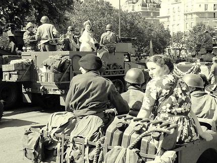 75 ème anniversaire de la libération de Paris