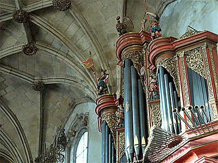 Orgue Mosteiro de Santa Cruz Coimbra