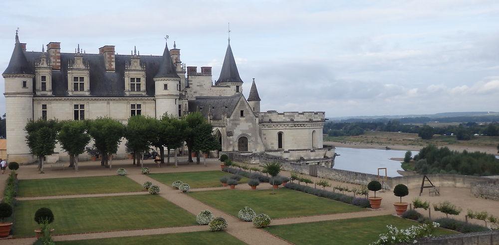 Une semaine exceptionnelle à visiter certains châteaux de la Loire