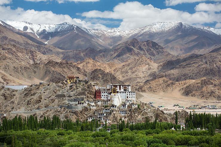 Inde : le Ladakh, dans la vallée de l'Indus