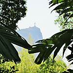 Depuis le Jardim Botânico