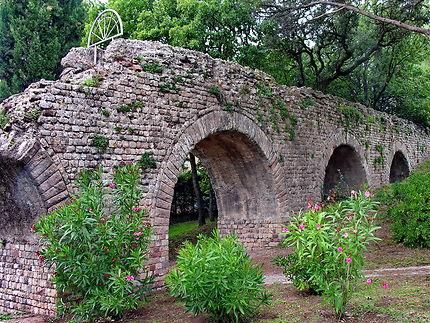 Aqueduc de Fréjus (combe de Rome)