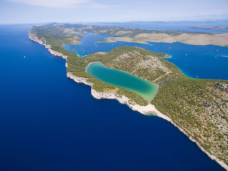 Dugi Otok, l'île sauvage - Dalmatie