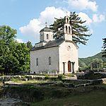 Mausolée de Nicolas Ier à Cetinje