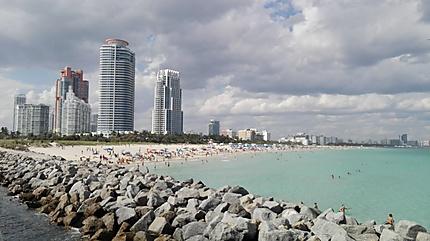 La pointe de South Beach