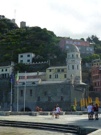Place près de la plage, Cinque Terre