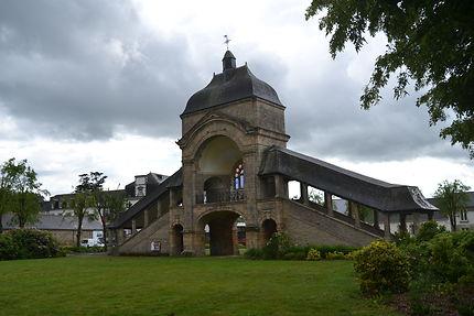 La Scala Sancta de Sainte-Anne d'Auray, Bretagne