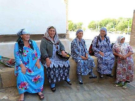 Femmes ouzbéques
