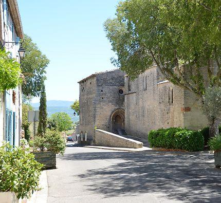 Venasque, village de Provence