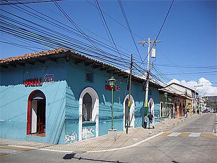 Les couleurs de Comayagua