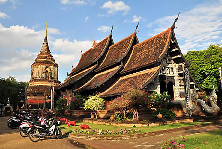 Chiang Mai, la cité aux 350 temples