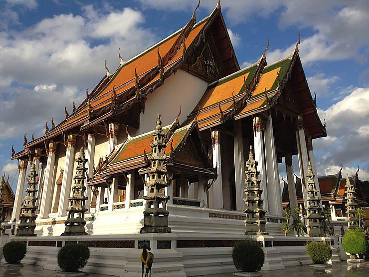 Wat Pho, Wat Arun, Wat Suthat : les temples stars