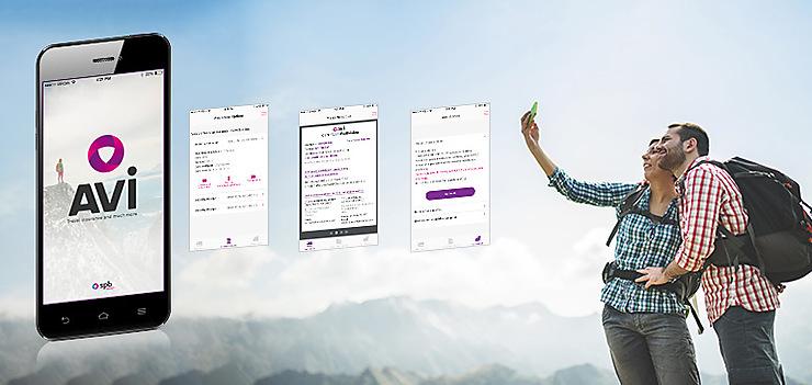 Pratique - AVI International lance une application mobile d'assistance aux voyageurs