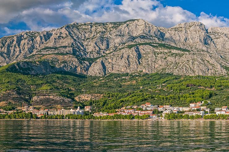 Massif du Biokovo : un balcon sur l'Adriatique - Dalmatie