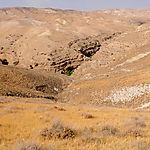 Désert à Kfar Adumim