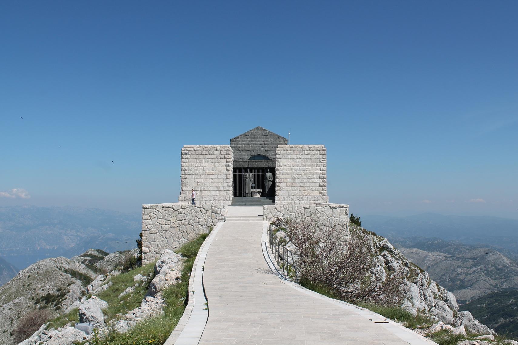 Parc national du Lovćen - Monténégro