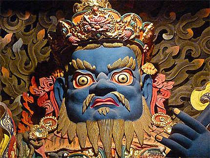 Monastère de Jokhang - Divinité