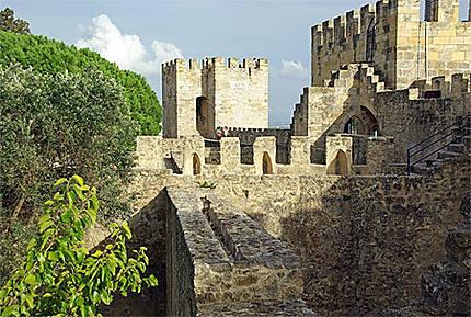 Le château de Sao Jorge