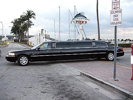 Limousine à Bayside