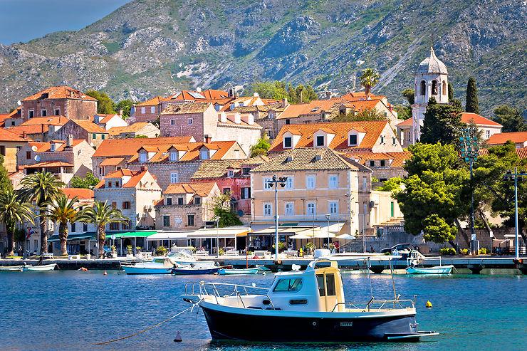 Cavtat et le Konavle, près de Dubrovnik - Dalmatie