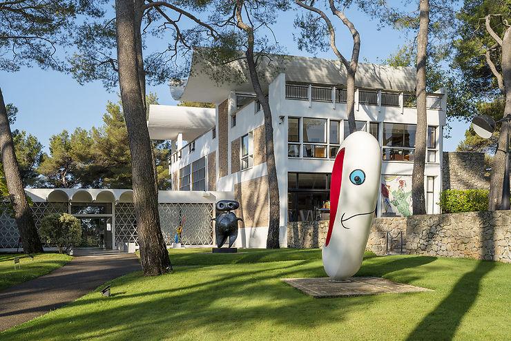 Côte d'Azur - Les jardins de la Fondation Maeght ouverts au public