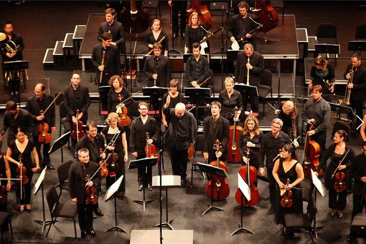 Orchestres en fête en France